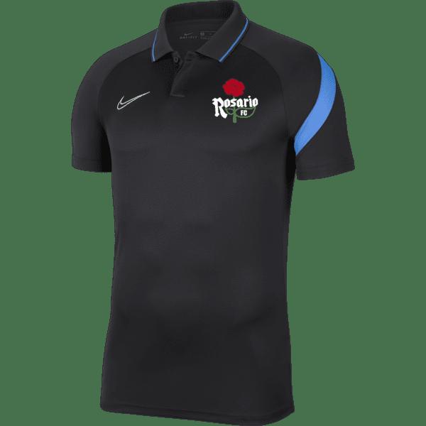 Rosario Nike Academy 20 Grey Sky Polo