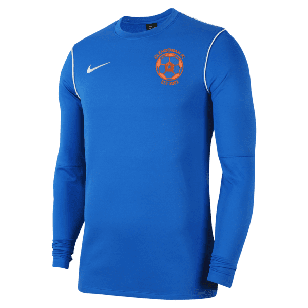 Glendowan Nike Park 20 Royal Crew 1