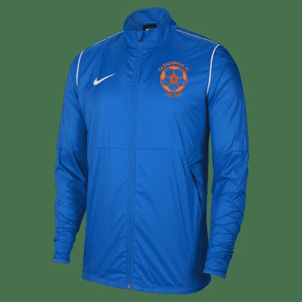 Glendowan Nike Park 20 Royal Rain Jkt 1