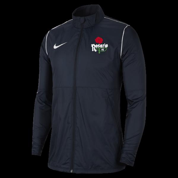 Rosario Nike Park 20 Navy Rain Jkt 2