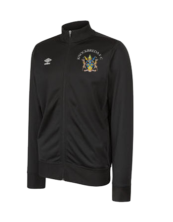 knockbreda fc poly jacket