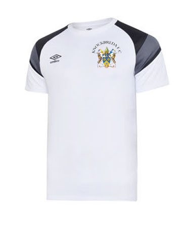 knockbreda fc training jersey