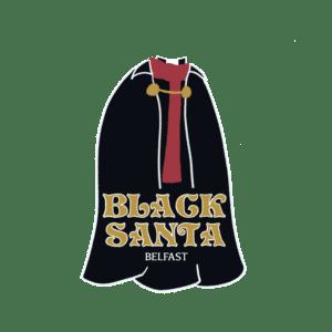 Black Santa Belfast
