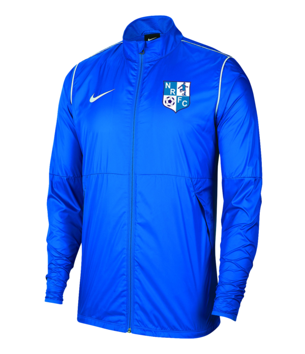 Newington Rangers Royal Nike Park 20 Rain Jacket