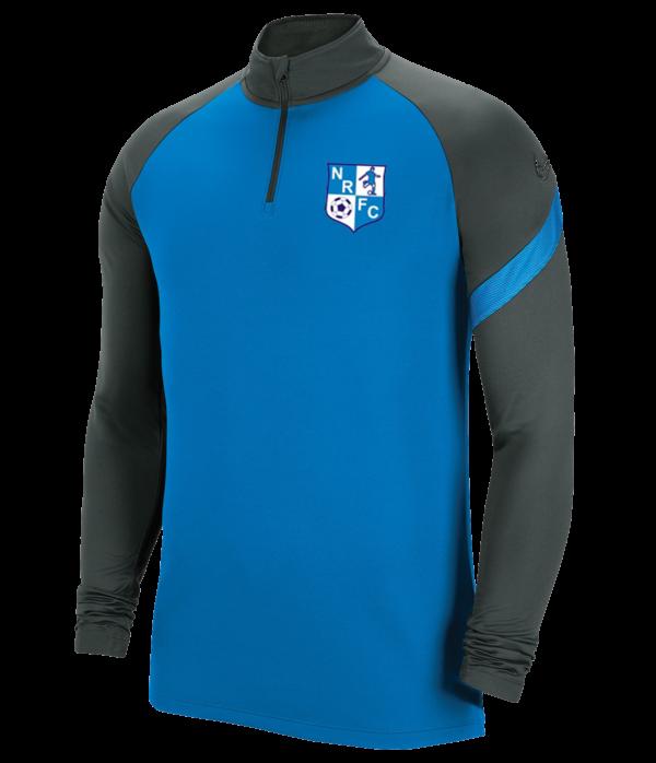 Newington Rangers Sky Blue Nike Academy Pro Half Zip