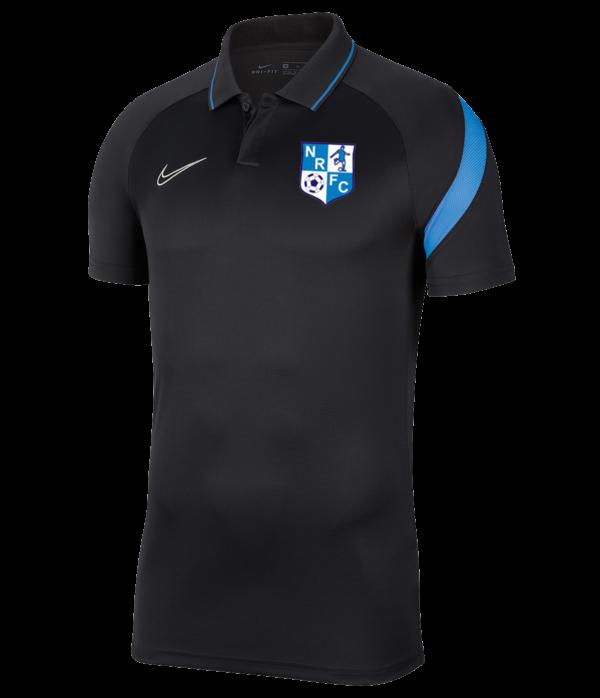 Newington Rangers Sky Blue Nike Academy Pro Polo