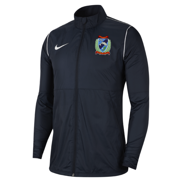 Oakgrove Navy Nike Park 20 Rain Jacket