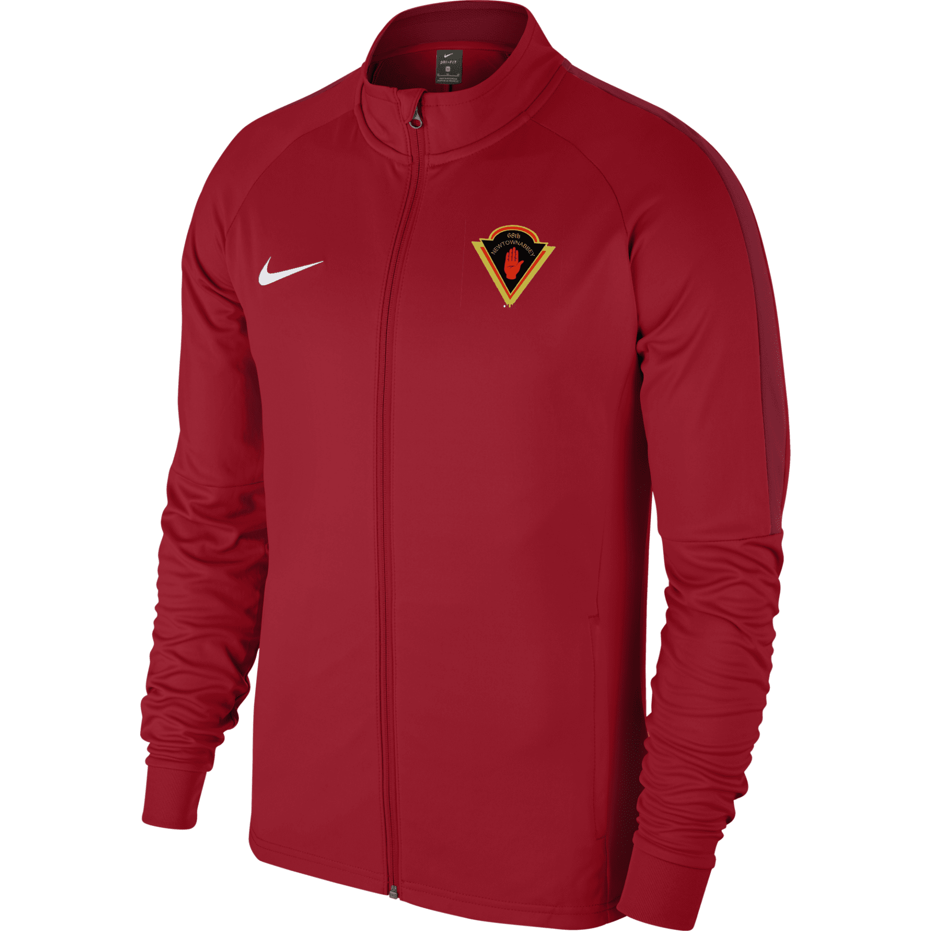 68th newtownabbey academy full zip size xxl mens 33914 p