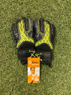 ab1 impact uno flat cut soft junior goalkeeper gloves  2  37292 p