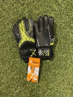 ab1 impact uno flat cut soft junior goalkeeper gloves 37292 p