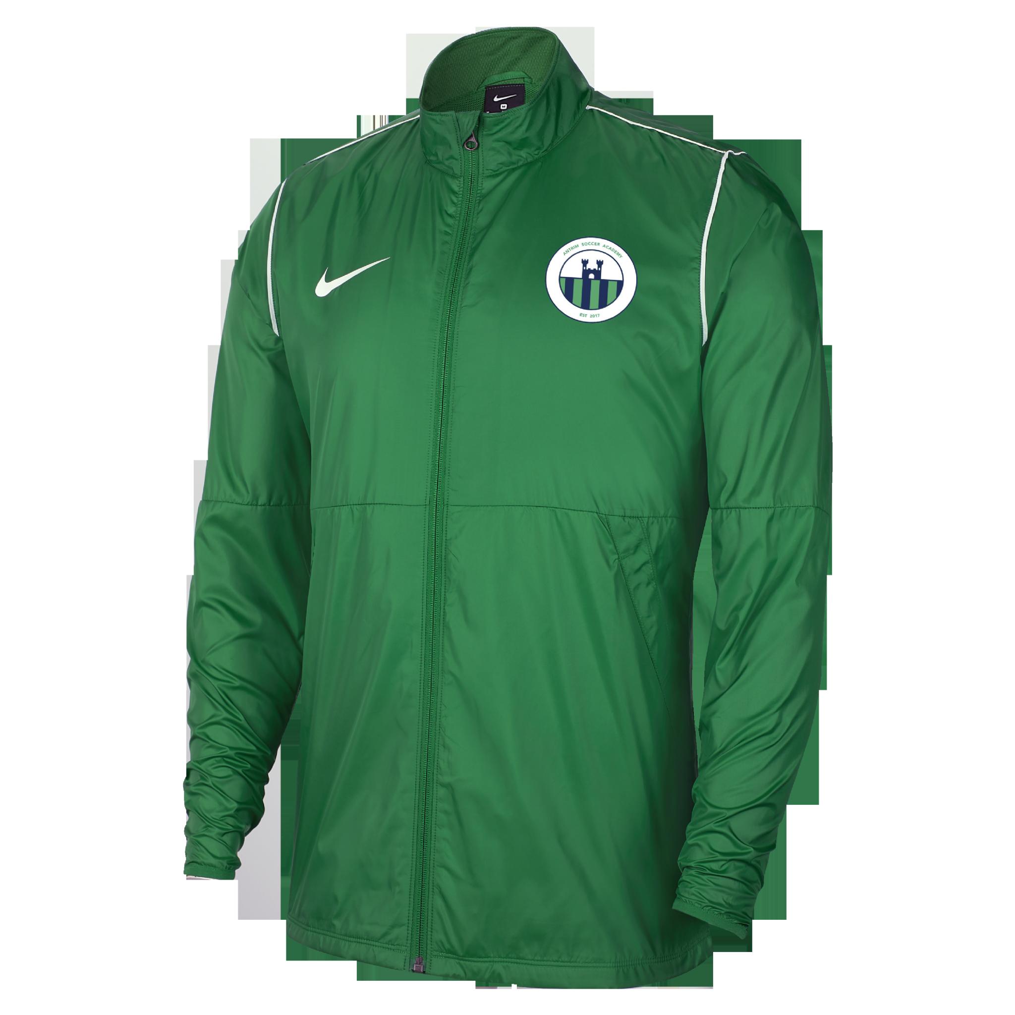 antrim soccer academy park 20 rain jacket size xs 38144 p