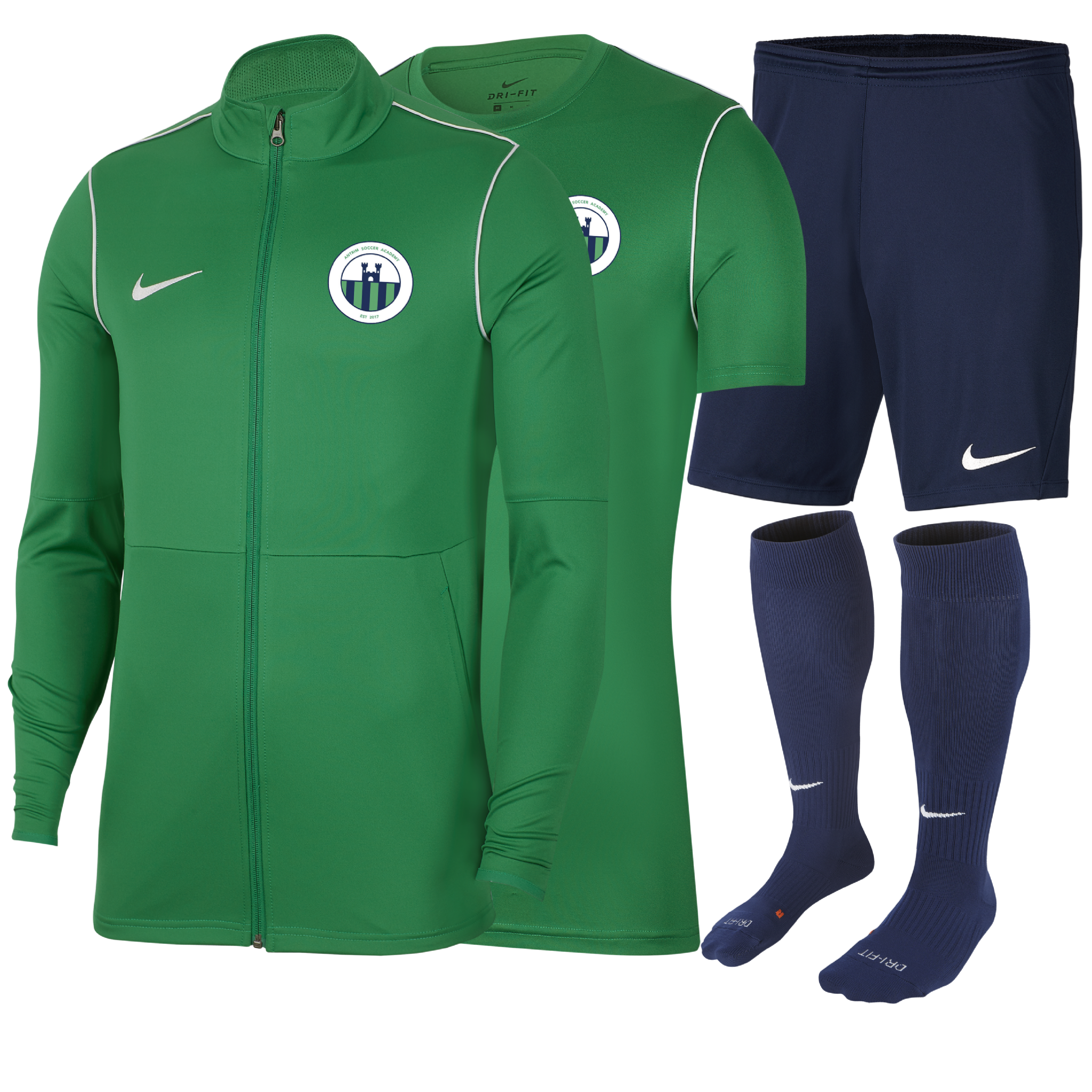 antrim soccer academy training pack 38189 p