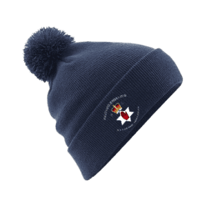 Ballynafeigh breda star bobble hat