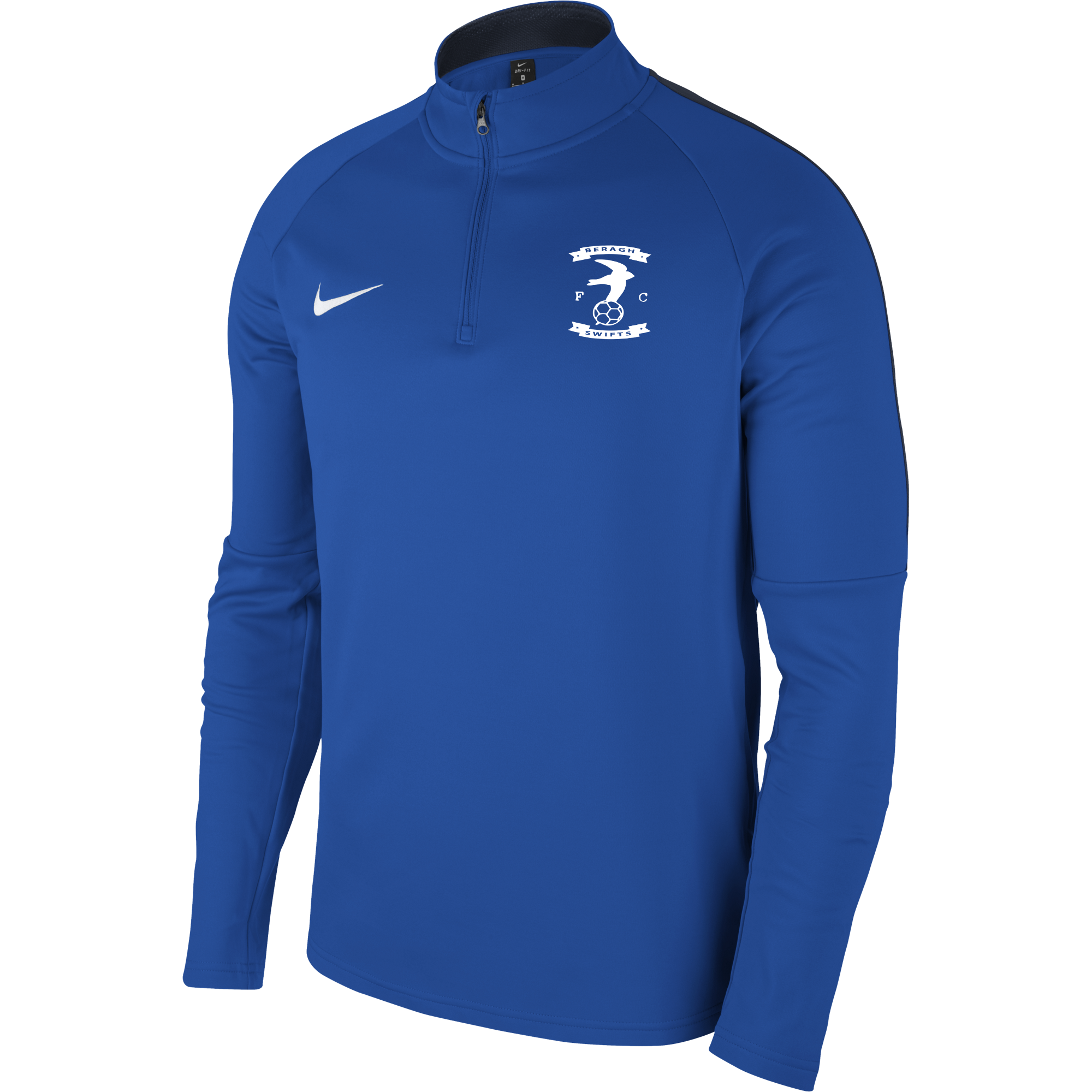 beragh swifts fc academy 1 4 zip top 22566 p