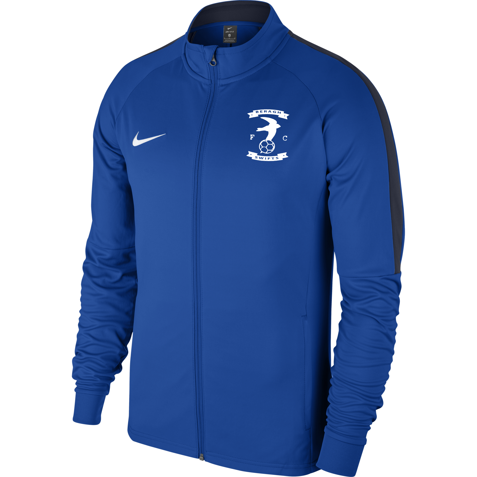 beragh swifts fc full zip size xl boys 22733 p