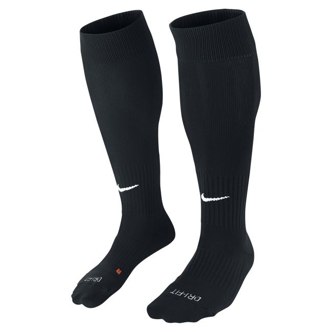 Black Nike socks