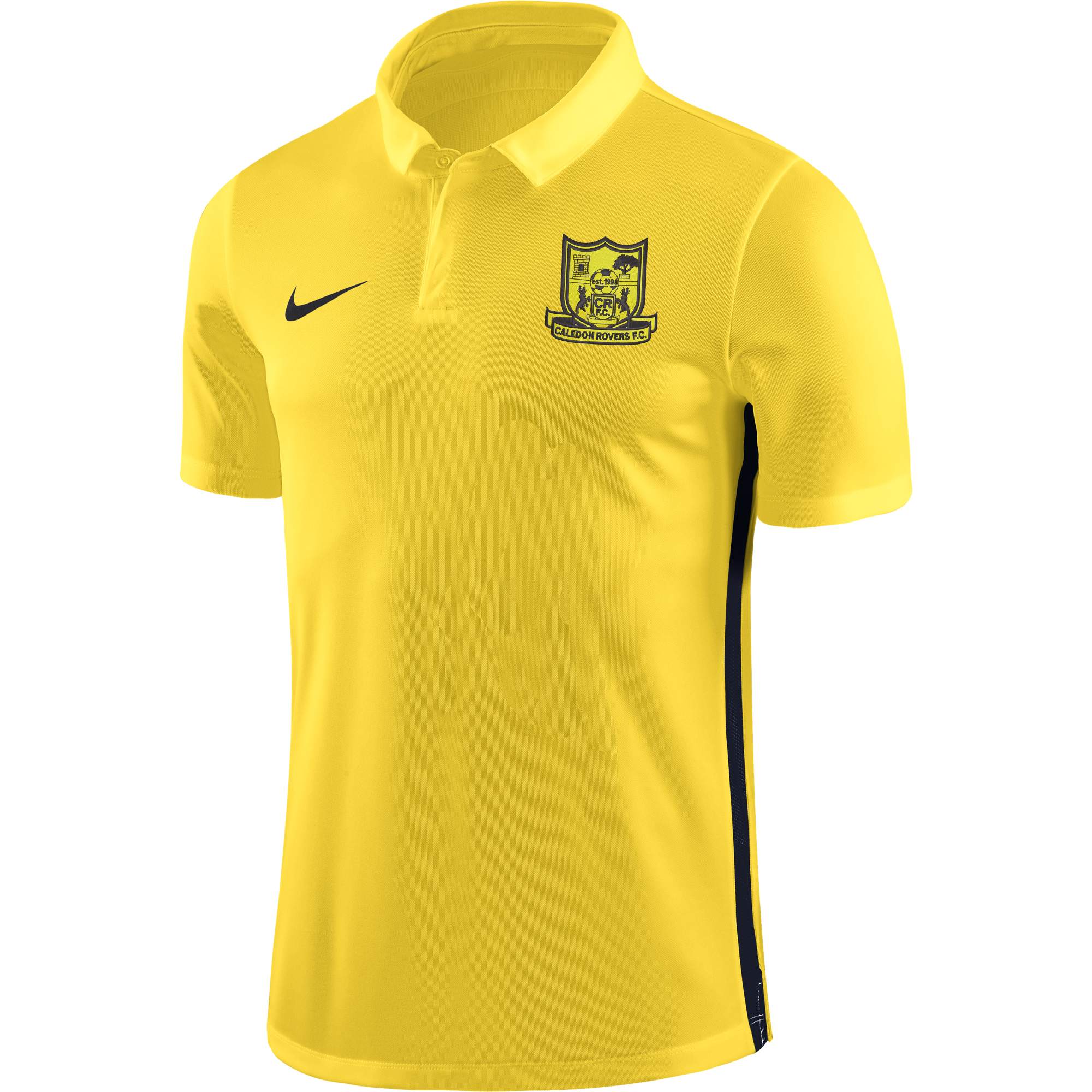 caledon rovers fc academy polo yellow 35836 p