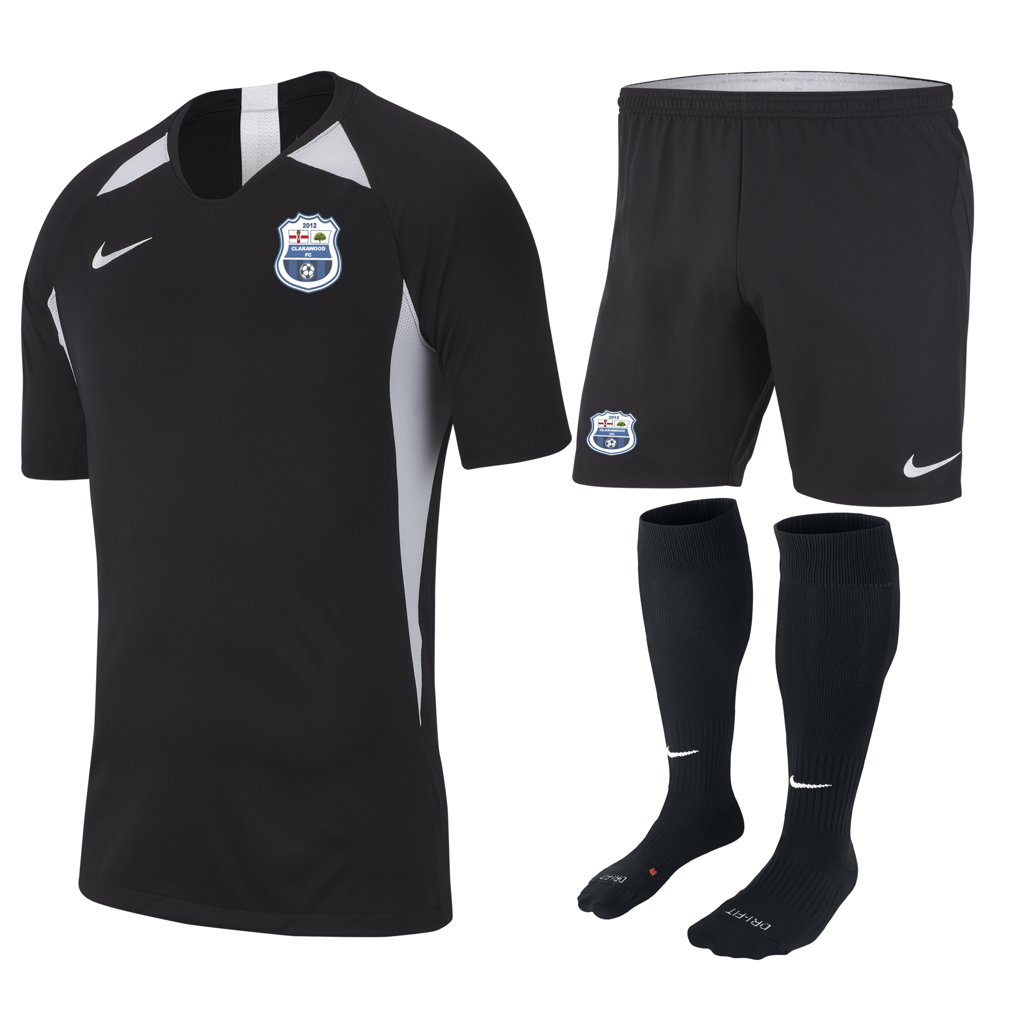 clarawood fc coaches training kit 36396 p