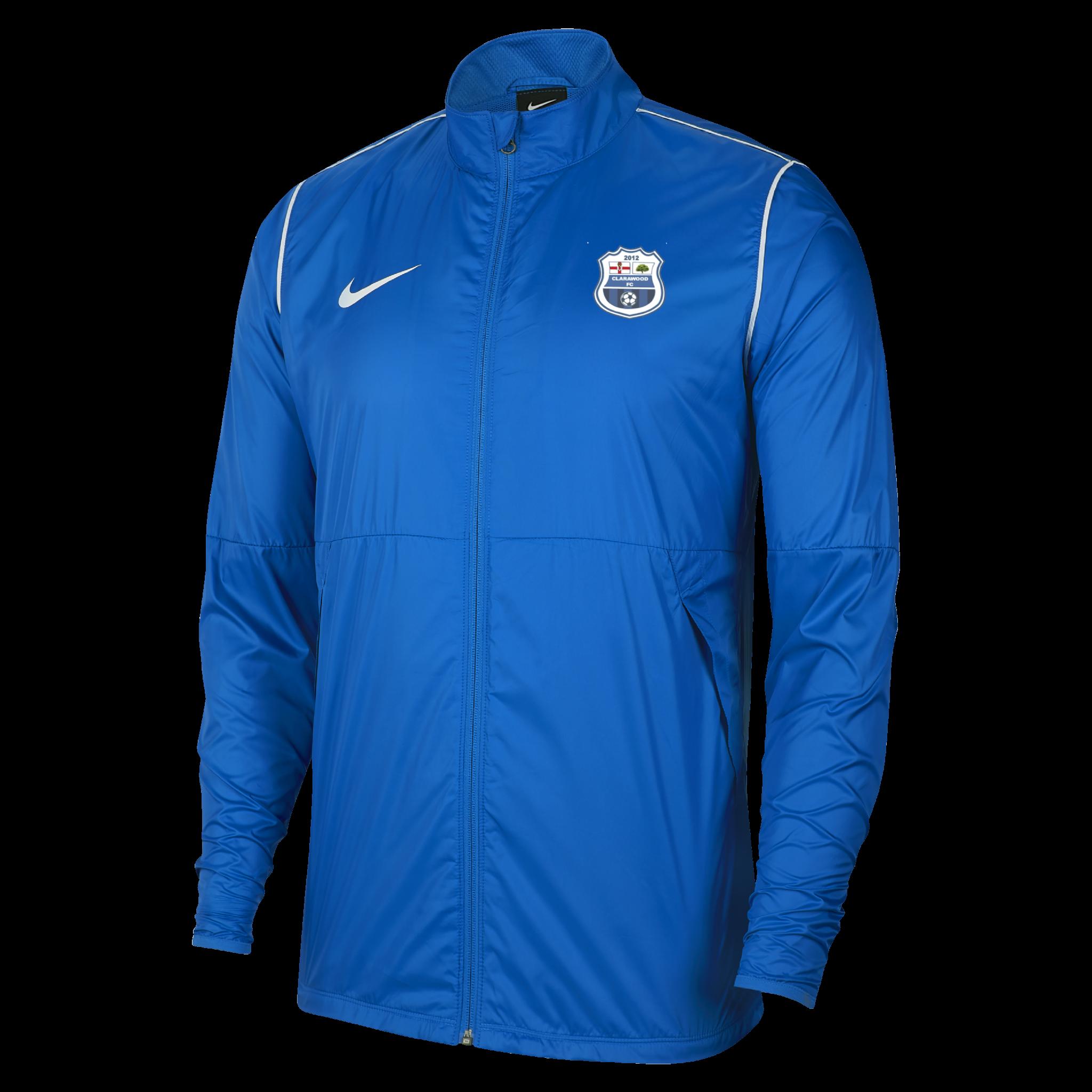 clarawood fc players rain jacket 36416 1 p