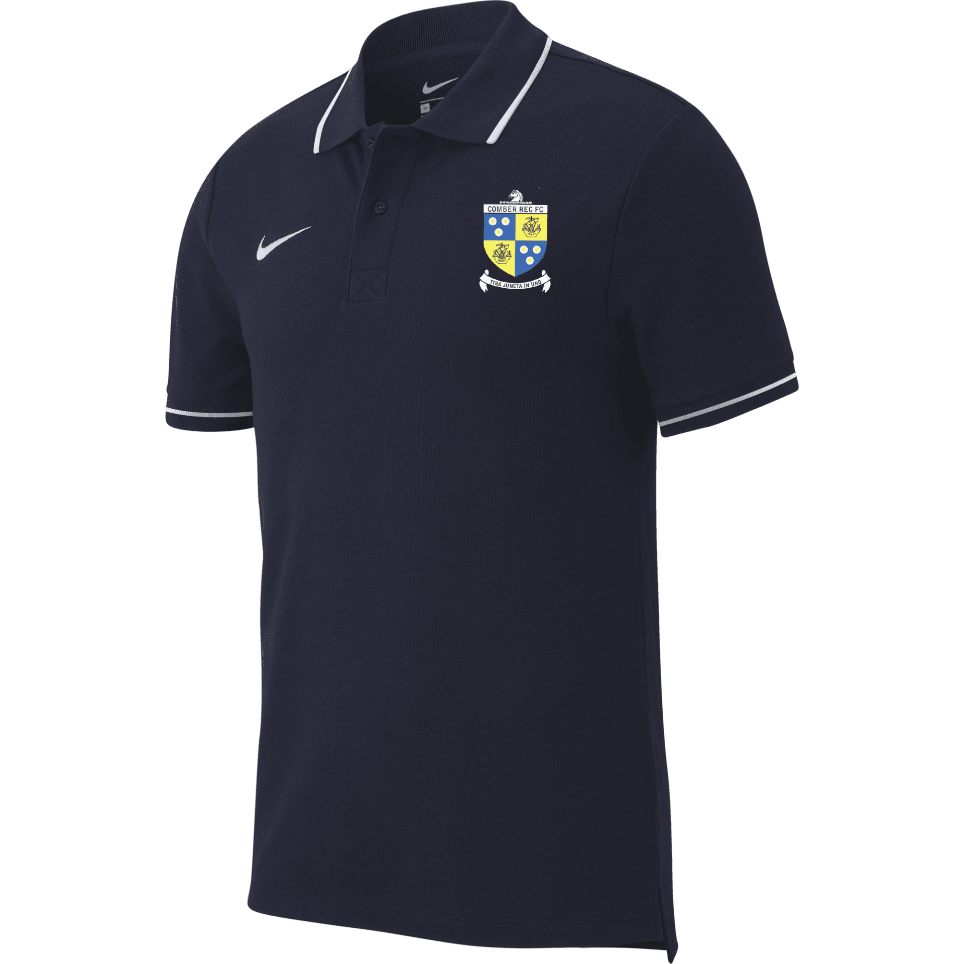 comber rec mens polo navy  32329 p