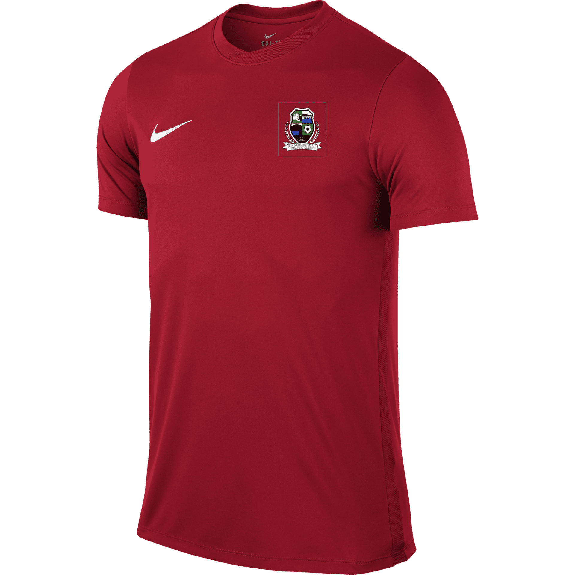 dundrum fc park jersey red  34084 p