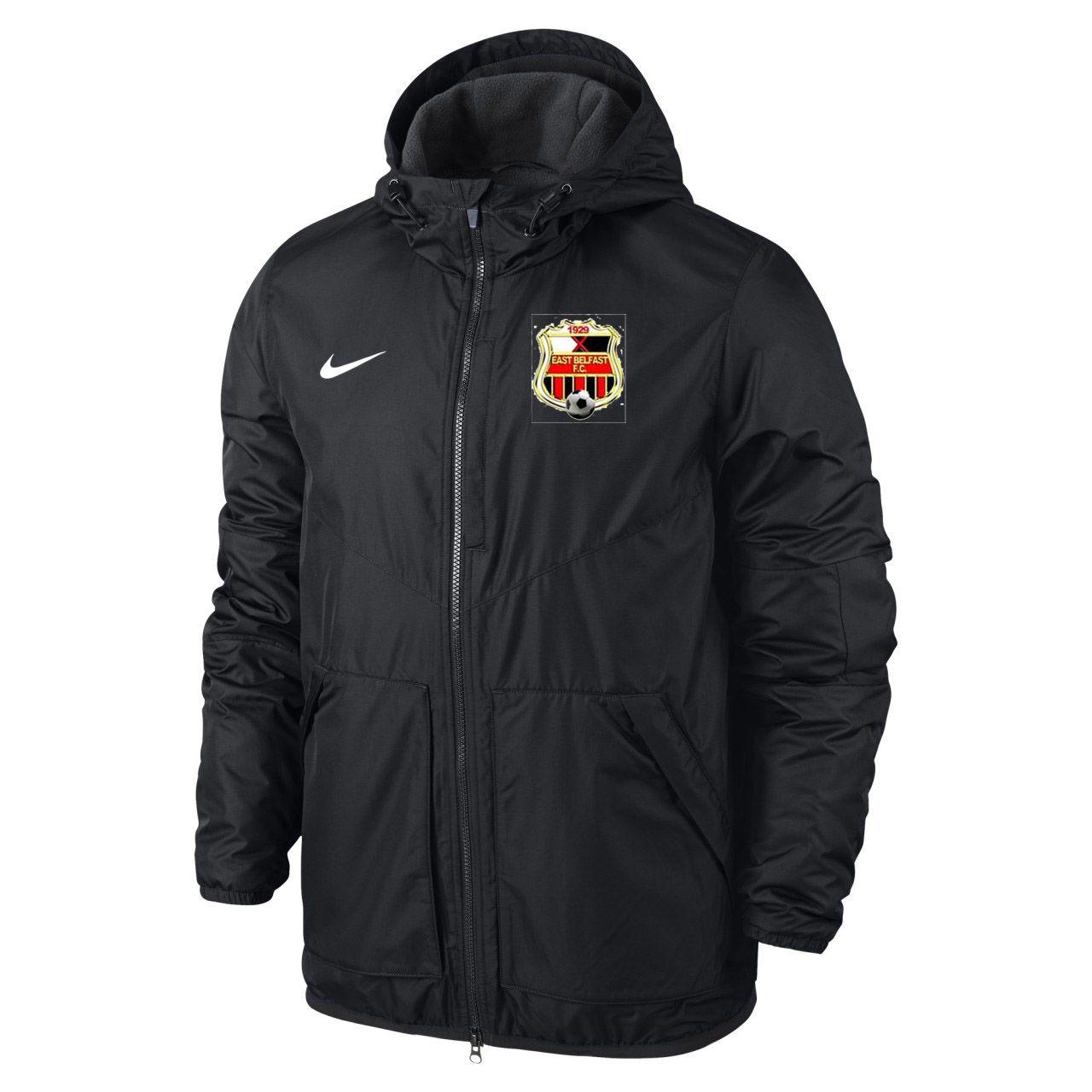 east belfast fc fall jacket black 22197 p
