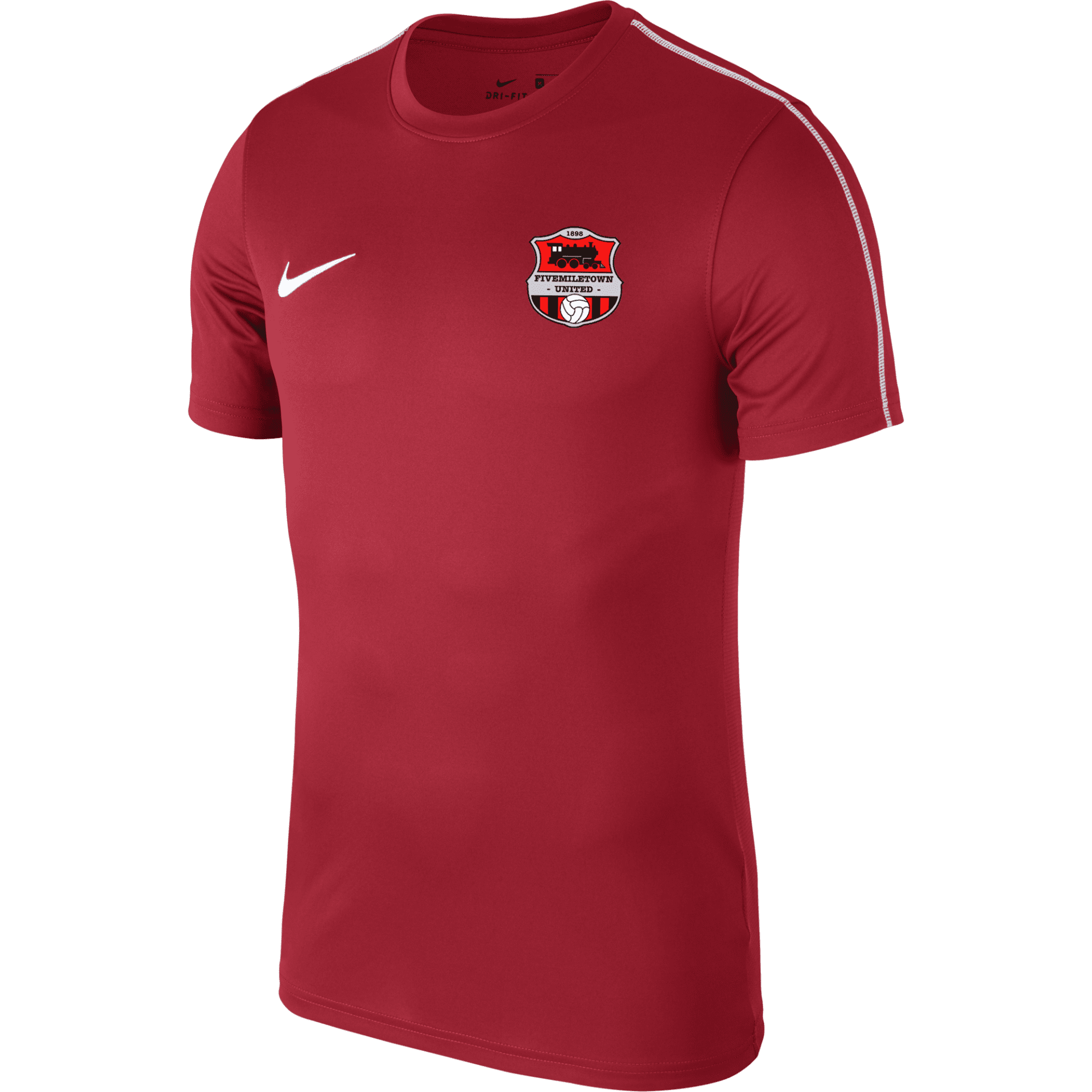 fivemiletown utd park 18 training tee 34296 p