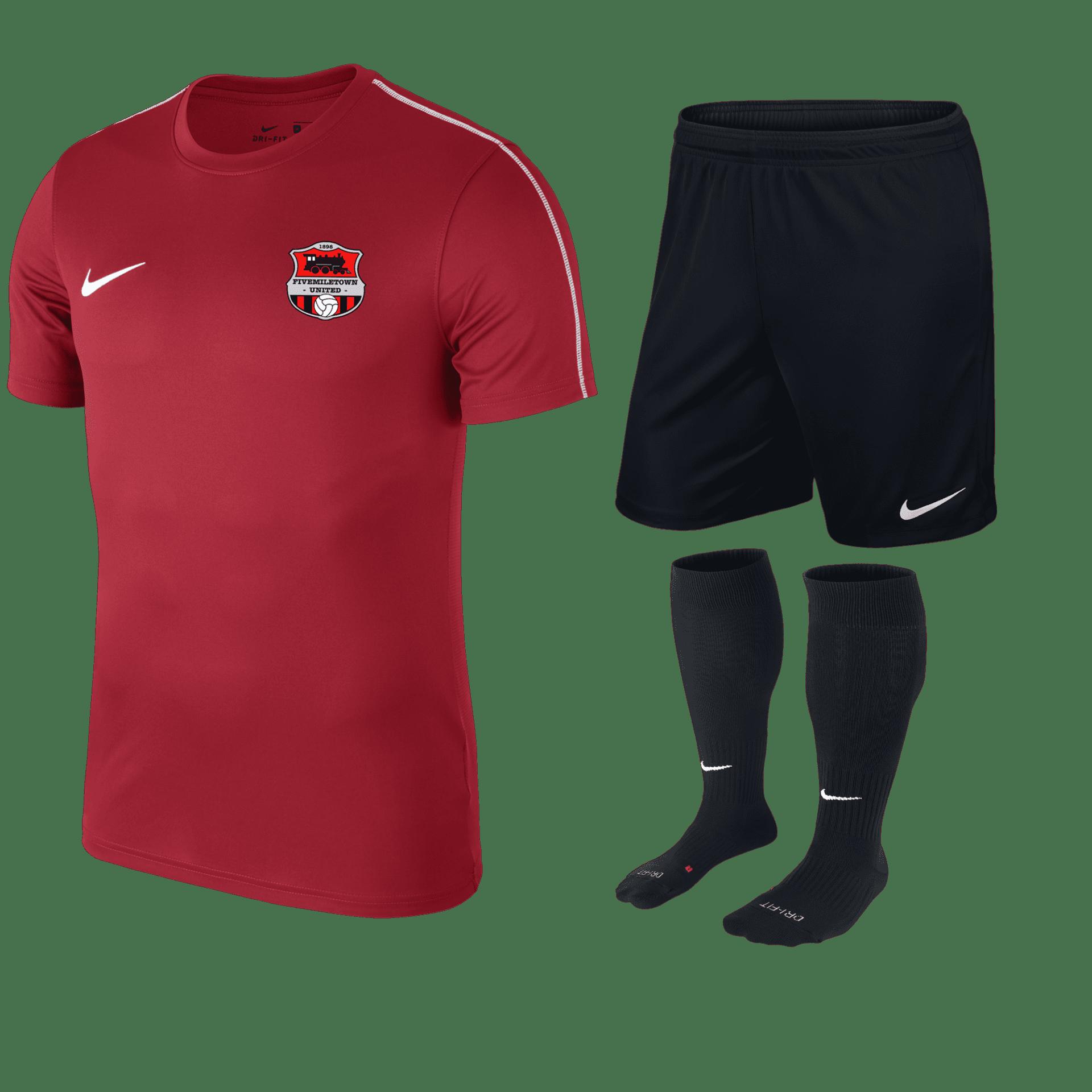 Fivemiletown utd training kit