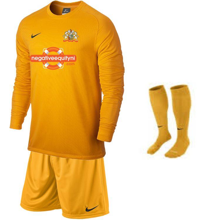 glenavon fc academy goalkeeper kit 22793 p