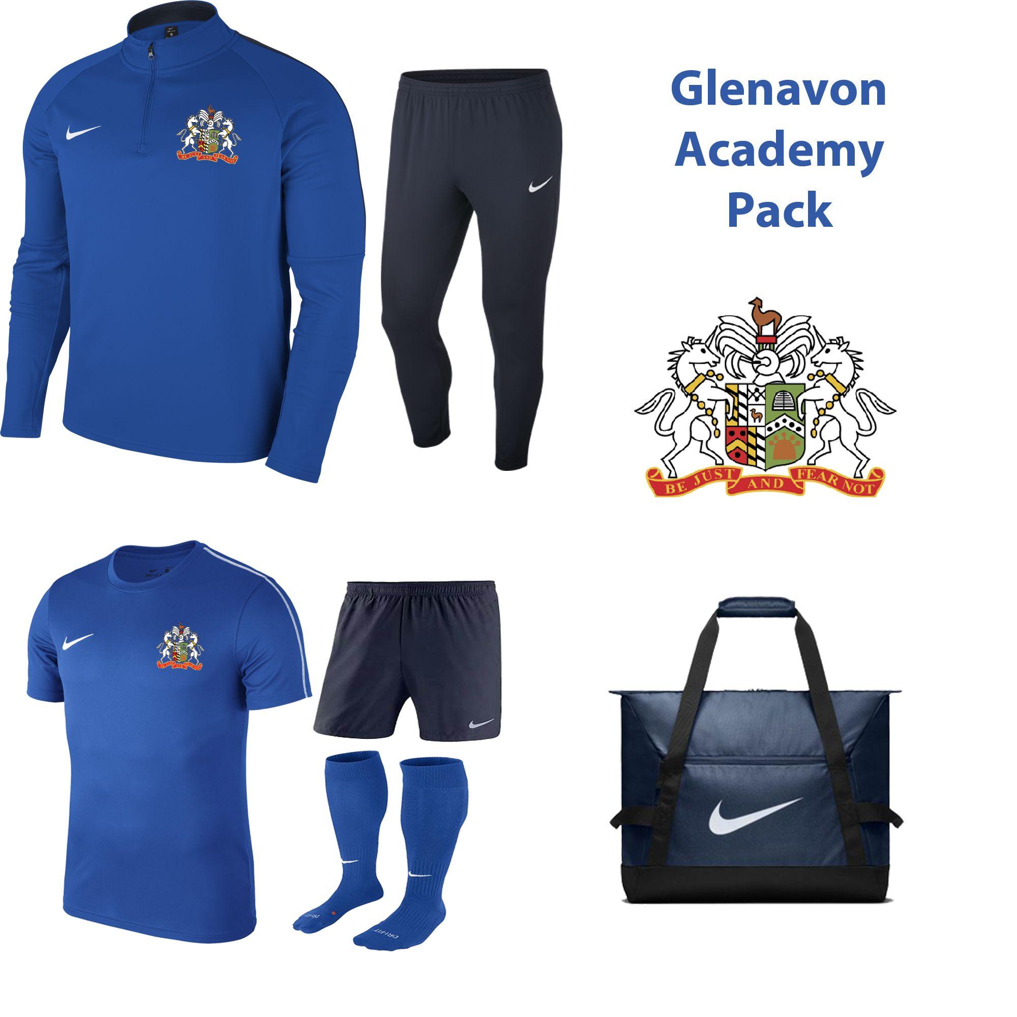 glenavon fc academy pack 21689 p