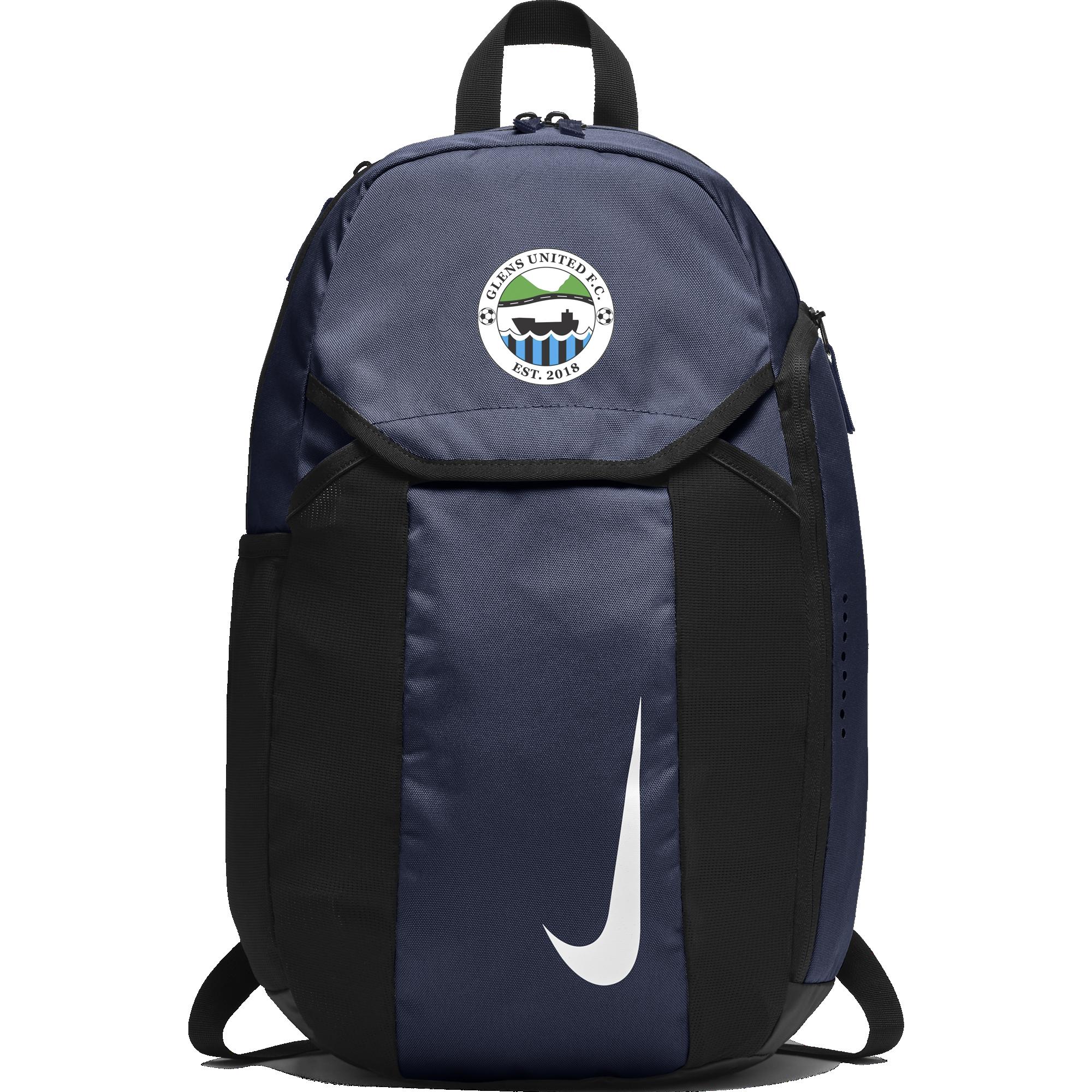 Glens united backpack