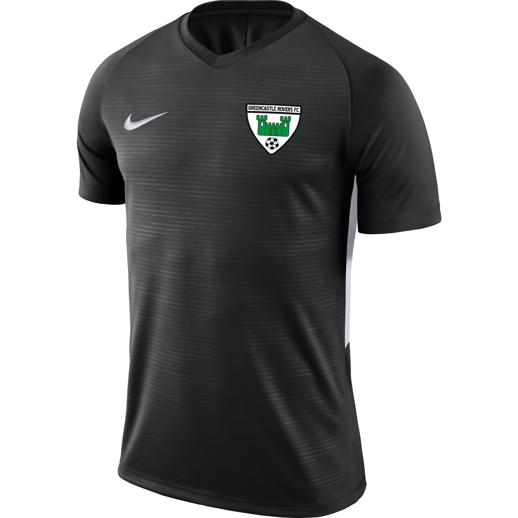 greencastle rovers black tiempo jersey size xxl mens 38799 p