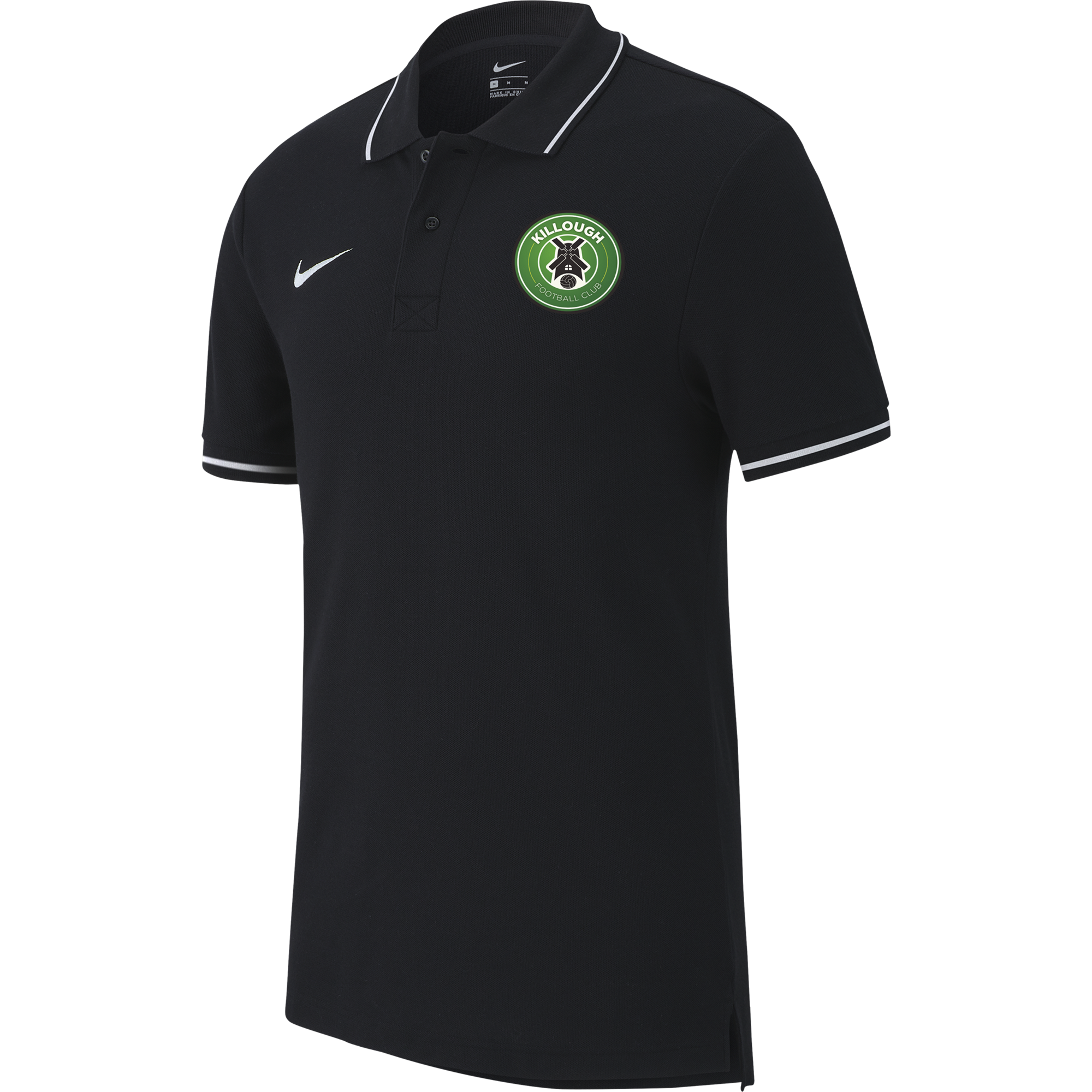 killough fc club polo size xxl mens 36622 p