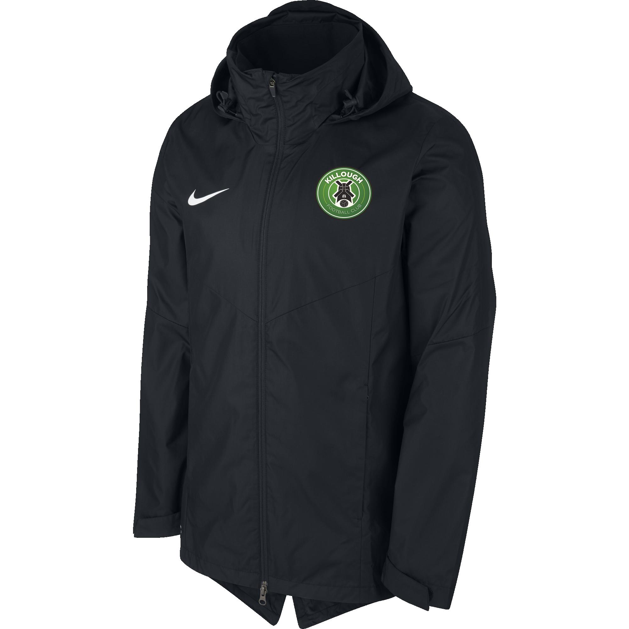 killough fc supporters rain jacket 36601 p