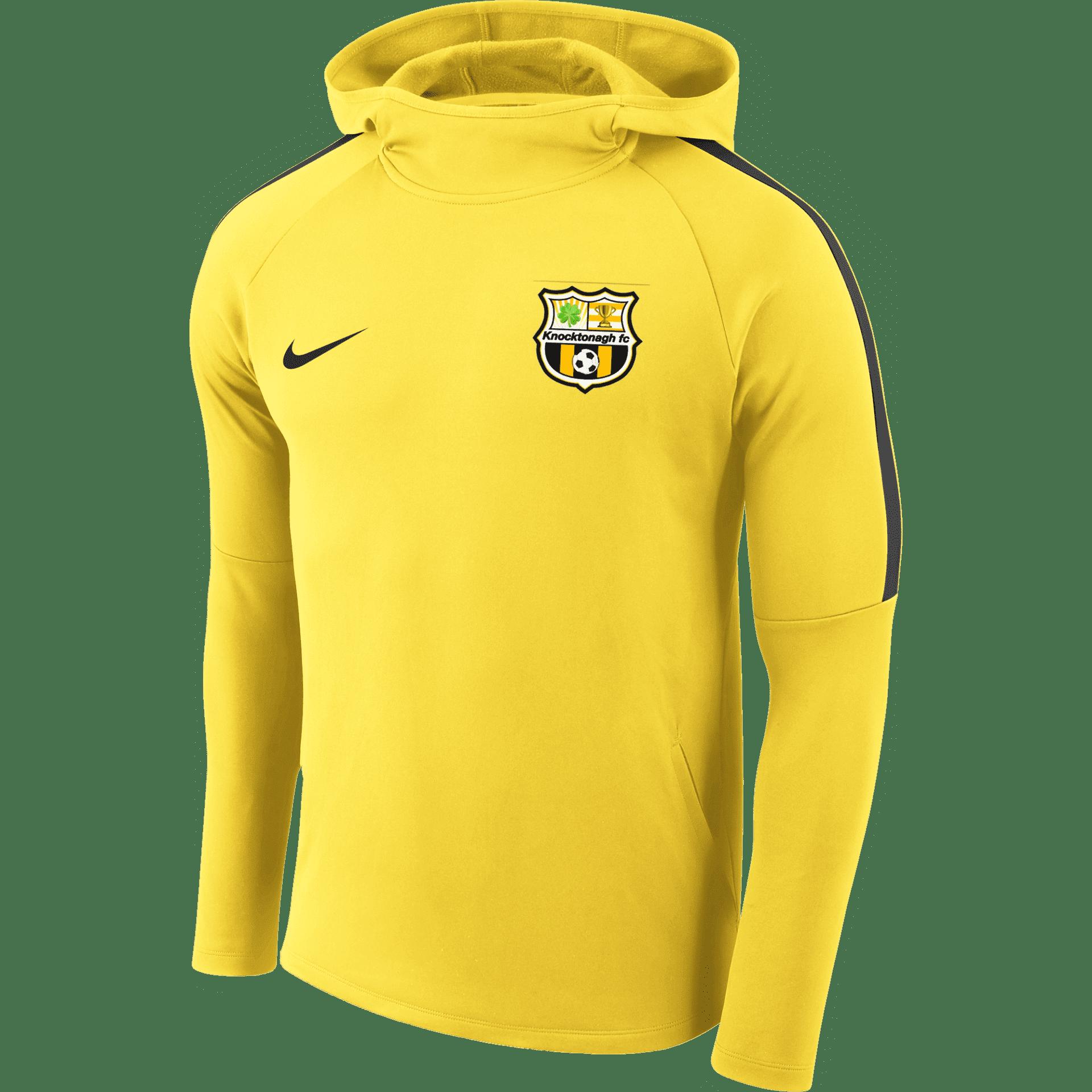 knocktonagh fc academy hoody yellow 35339 p