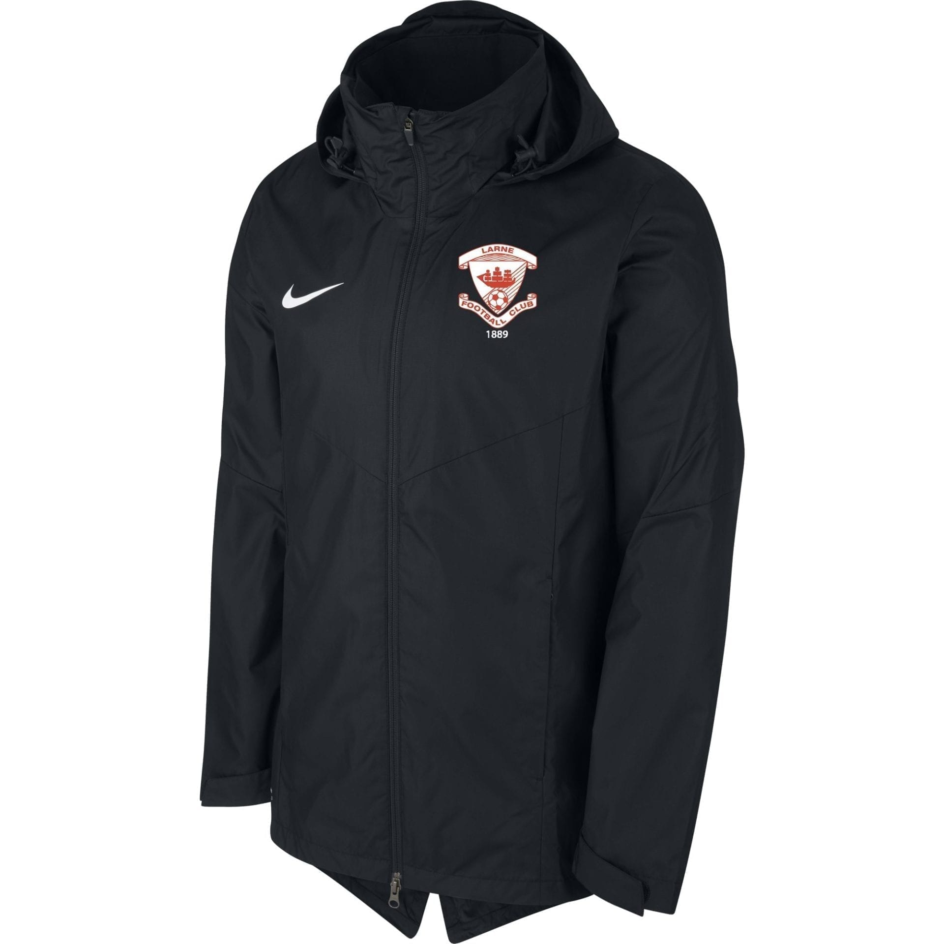 larne youth coaches rain jacket 32988 p
