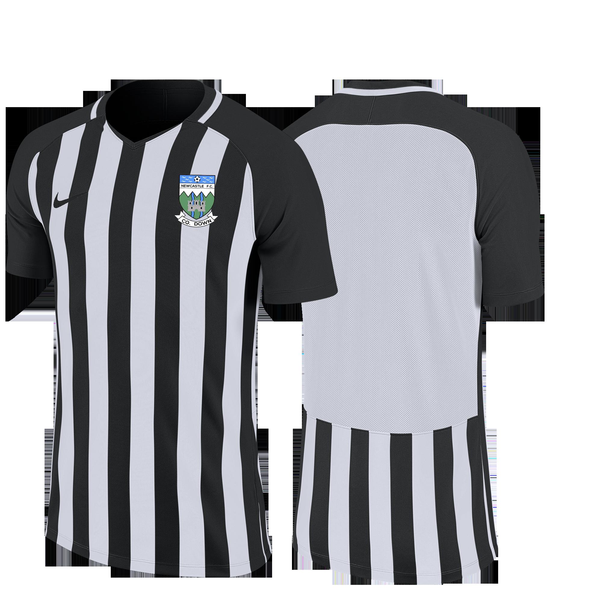 newcastle fc striped division jersey 37668 p