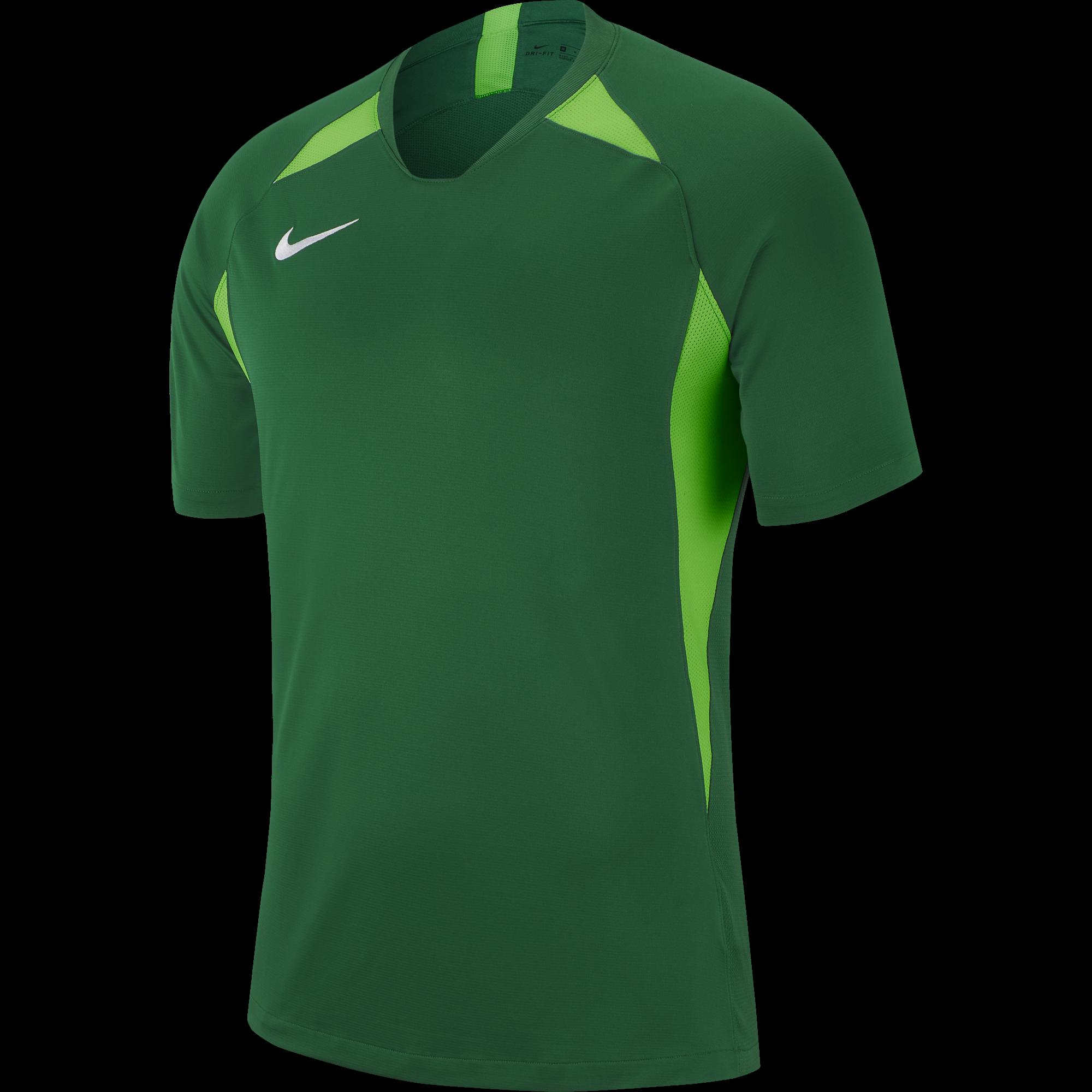 Nike Legend jersey (pine green/action green)