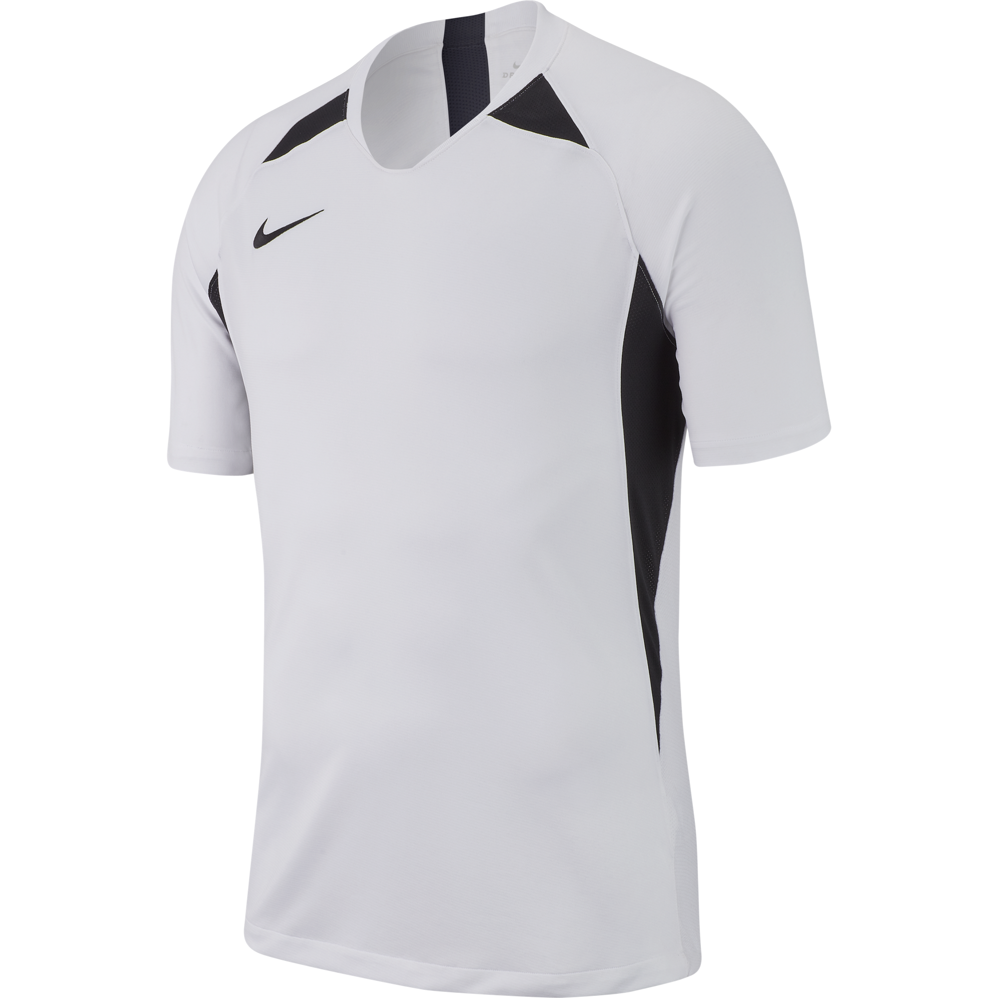 nike legend jersey white black  15995 p