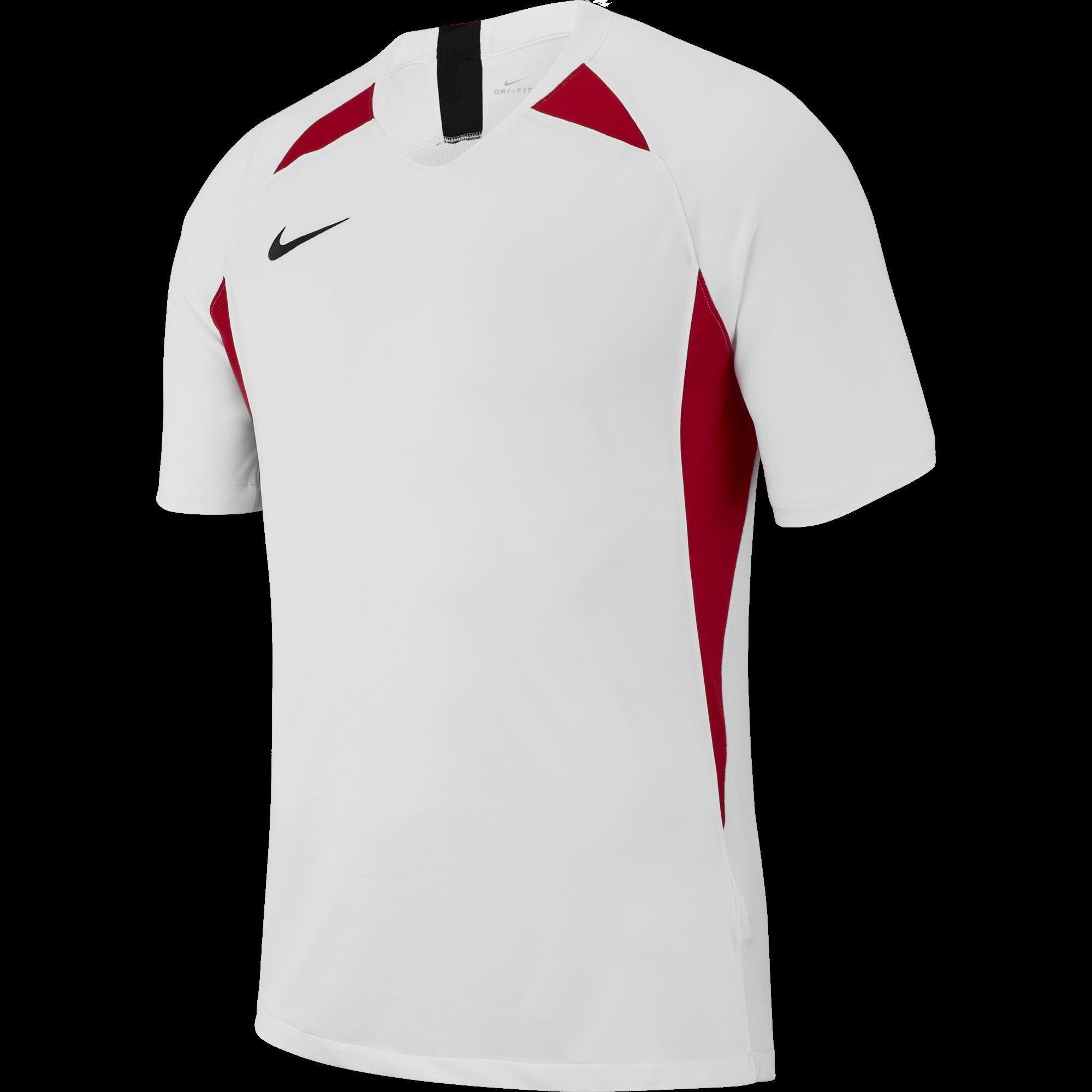 nike legend jersey white uni red black  16017 p