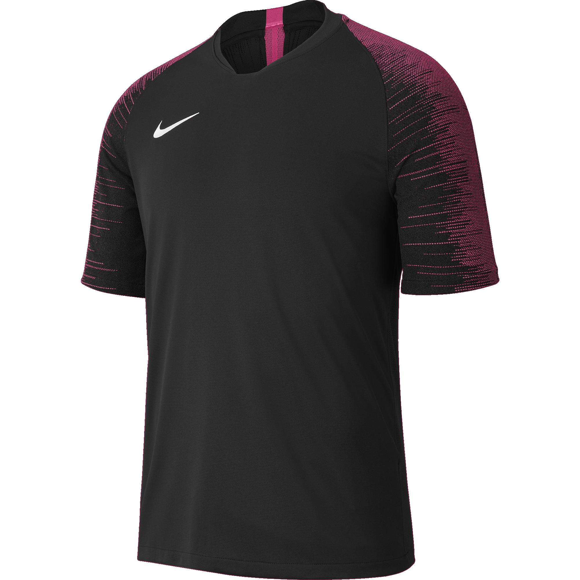 nike strike jersey black vivid pink  15815 p