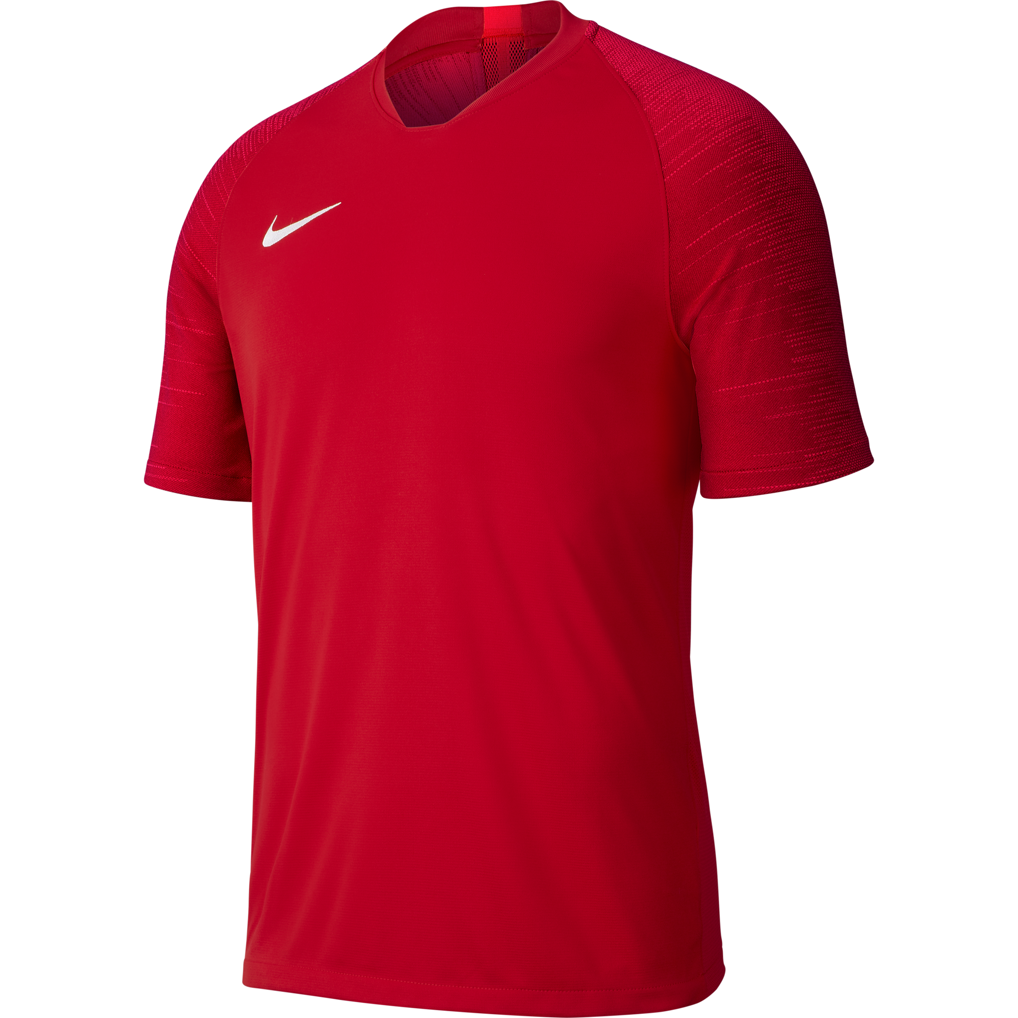nike strike jersey uni red bright crimson  24144 p