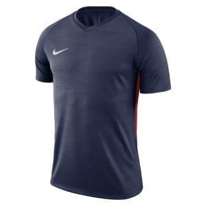 nike tiempo premier jersey navy red 29094 p