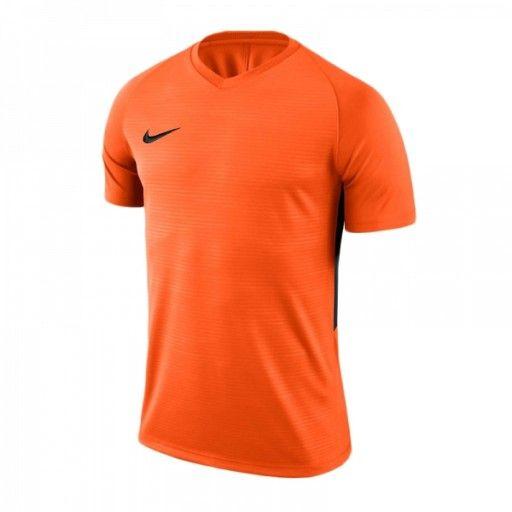nike tiempo premier jersey orange black 29171 p