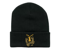 north belfast harriers black beanie 24898 p