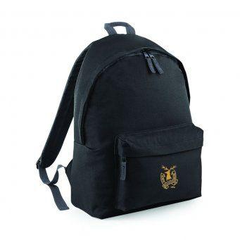 north belfast harriers black unbranded backpack 24960 p