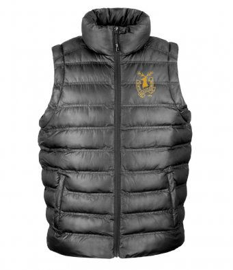 north belfast harriers black unbranded gilet size xxl adults 24952 p