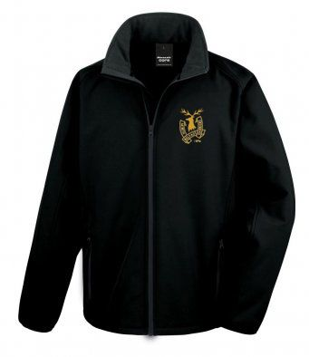 north belfast harriers black unbranded soft shell size xxl mens 24959 p