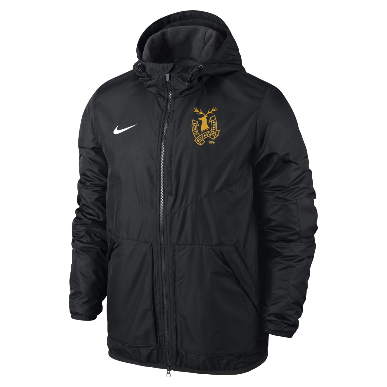 north belfast nike black fall jacket 24972 p
