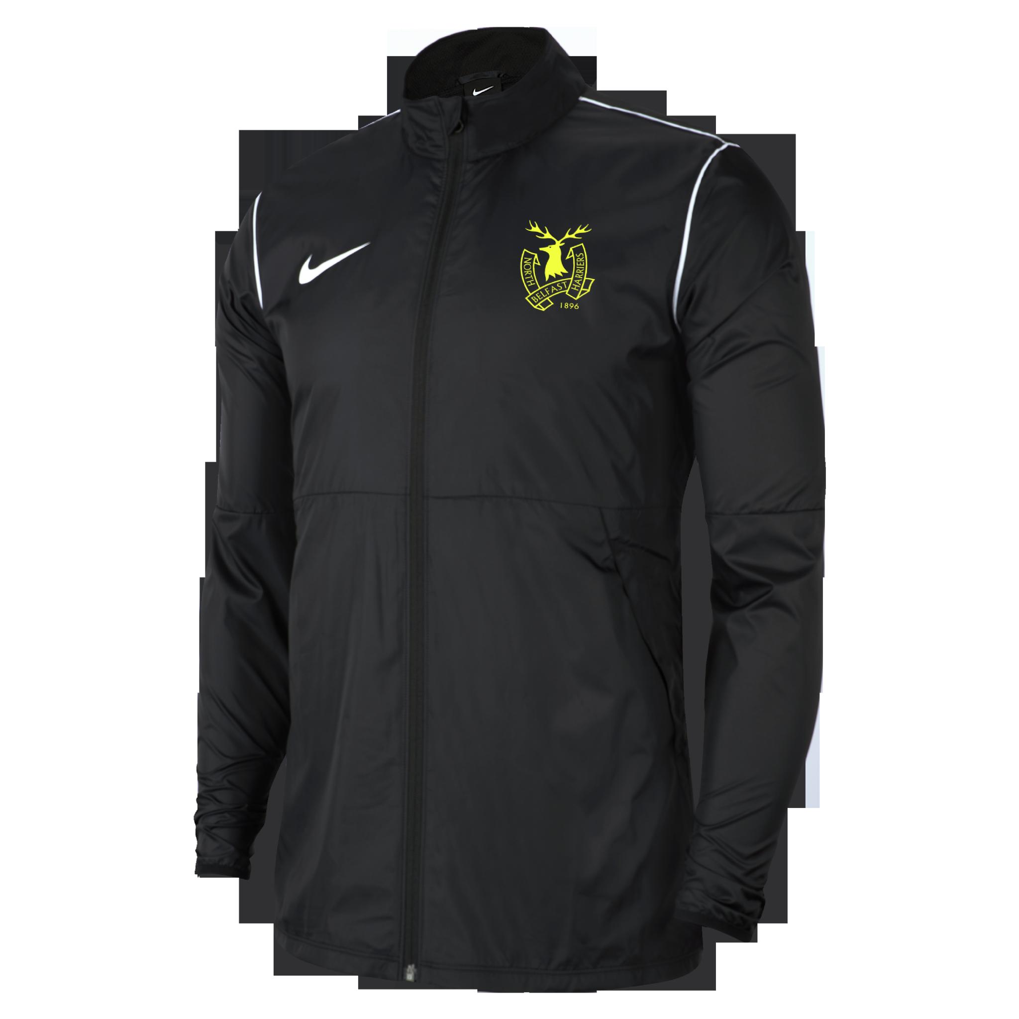 north belfast nike park 20 black rain jacket 24961 p